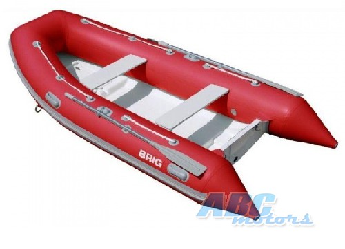 бриг лодки пвх под мотор каталог и цены