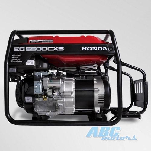 бензиновый генератор honda eg 5500cxs