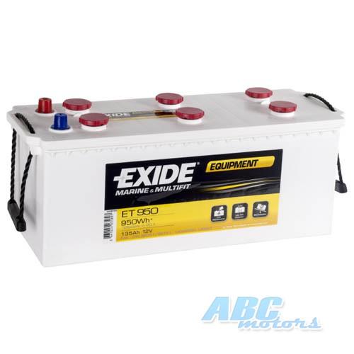аккумулятор лодочный e-nex