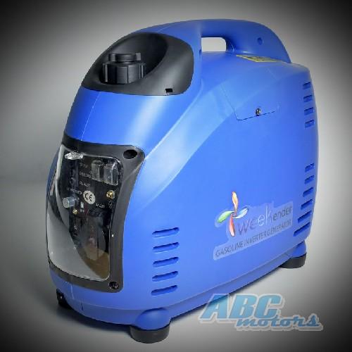 Бензиновый генератор weekender генератор