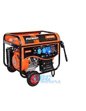 Бензиновый генератор Patriot SRGE 6500E