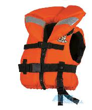 Жилет страховочный Jobe Comfort Boat. Vest Youth Orange