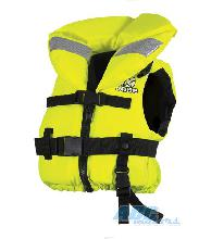Жилет страховочный Jobe Comfort Boat. Vest Youth Yellow