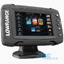 Эхолот/Картплоттер Lowrance Elite 5 Ti Mid/High/TotalScan™
