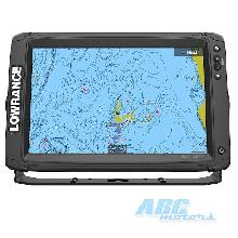 Lowrance Elite-12 Ti 2 Active Imaging 3in1