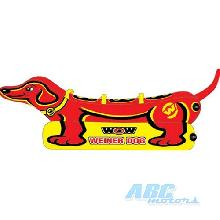 WOW Weiner Dog 3 Towable